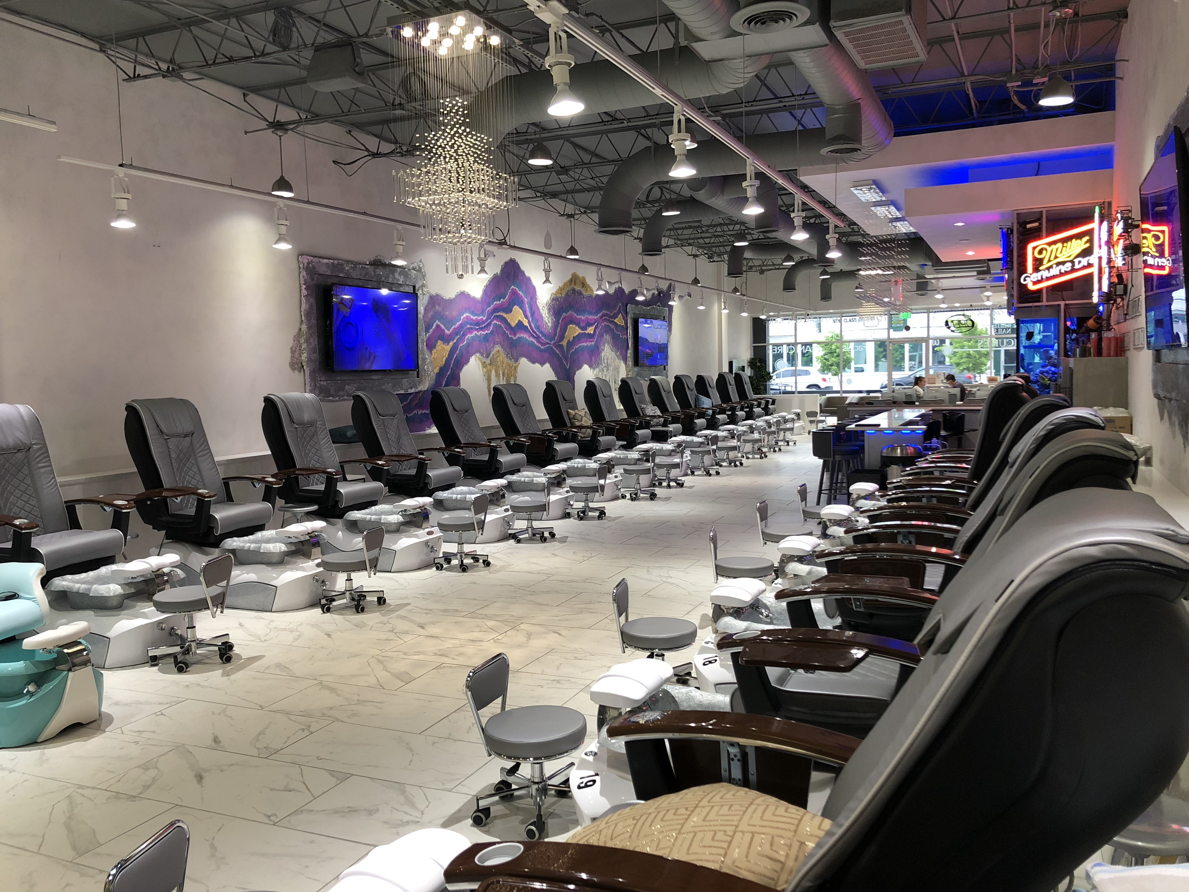 Bebe Nails and Spa - Nail salon in Tulsa, OK 74105